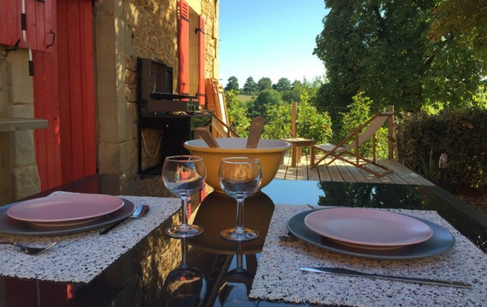 gite 8 personnes en Dordogne Périgord